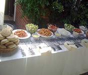 Vegetarian Options for a Hog Roast Catering